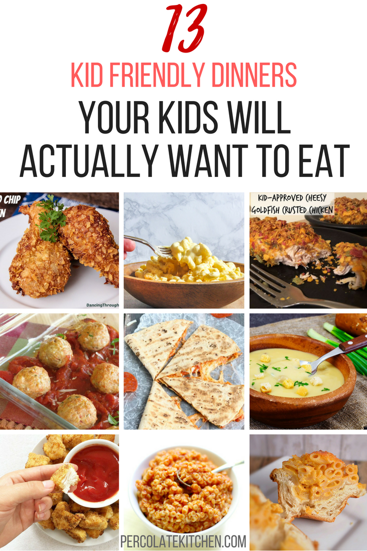 Picky Eaters Here Are 13 Quick And Easy Kid Friendly Recipes
