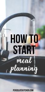 I really didn't know where to begin with meal planning for my family, but this was a great place to start. She's got some good ideas in here!
