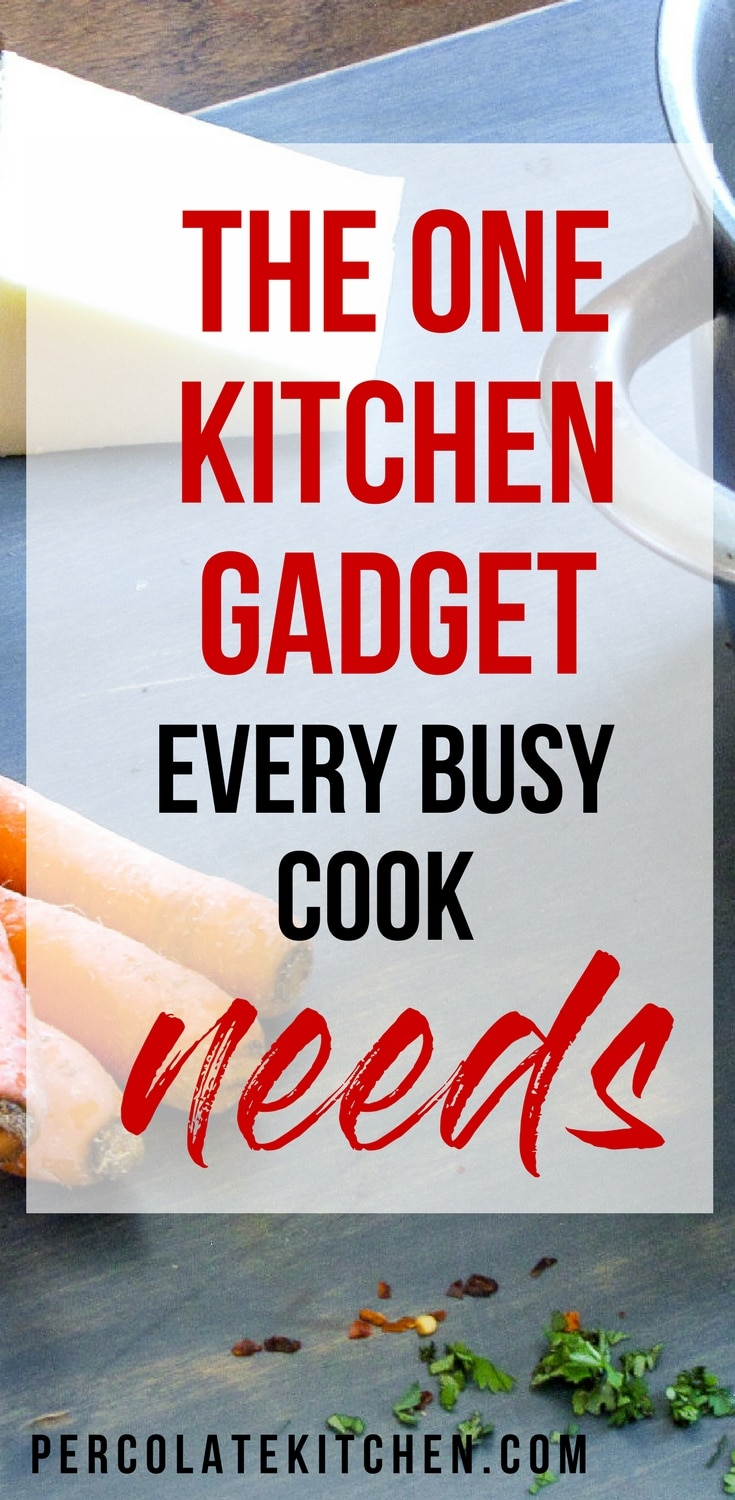 I love the way she put this together, and it's so true! Totally got one of these for my best friend as a kitchen gift for christmas last year and she says she uses it CONSTANTLY.