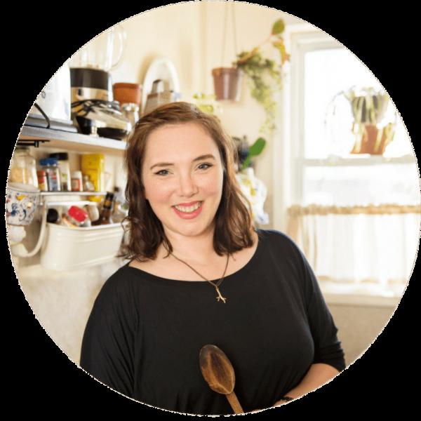 Ruthy Kirwan of Percolate Kitchen