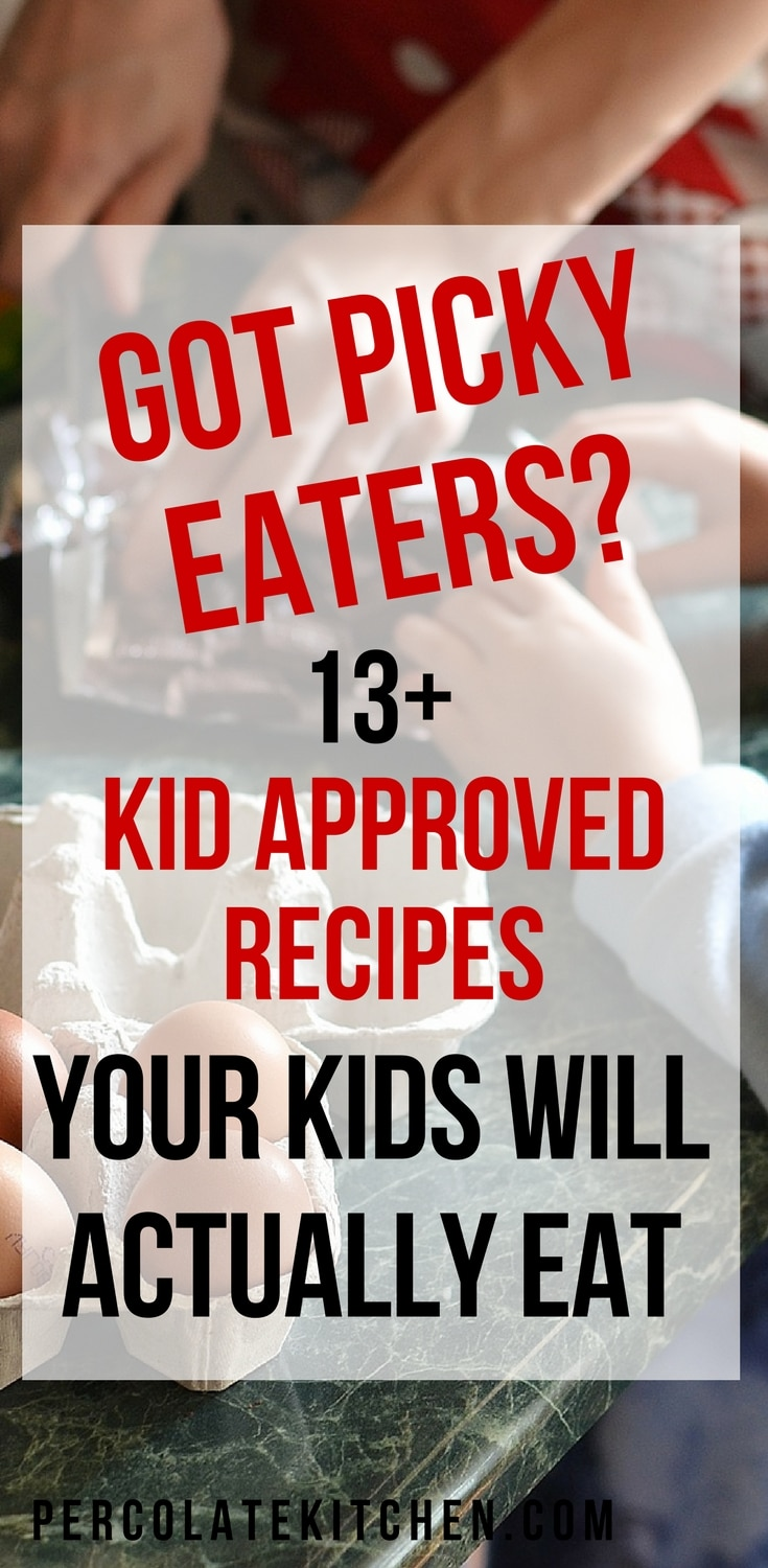 picky eaters list