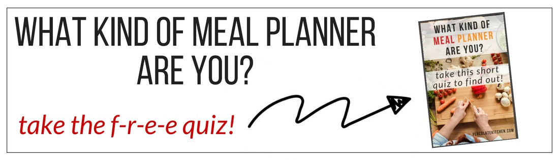 What Kind of Meal Planner Are You? Take This Short Quiz To Find Out!