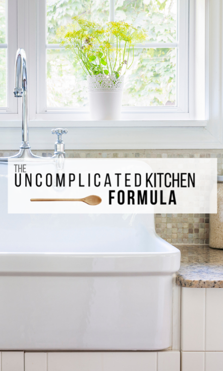 Uncomplicated Kitchen